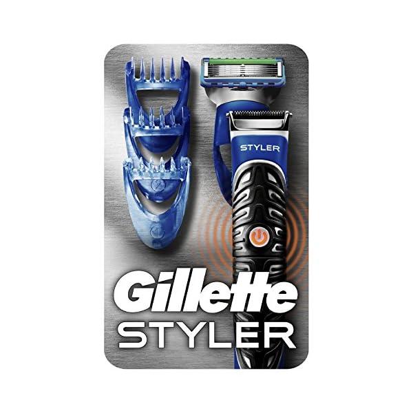 Gillette Fusion ProGlide Styler Multiusos  Maquinilla De Afeitar ... 5197e8f55e46