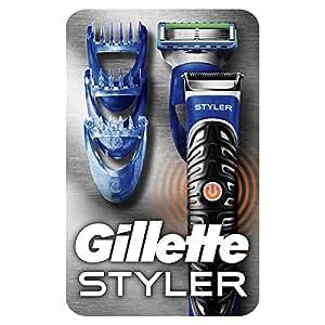 Gillette Fusion Proglide Styler Regolabarba Rasatura, Regolazione, Rifinitura e Barba