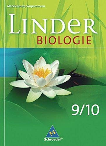 LINDER Biologie SI - Ausgabe für Mecklenburg-Vorpommern: Schülerband 9 / 10