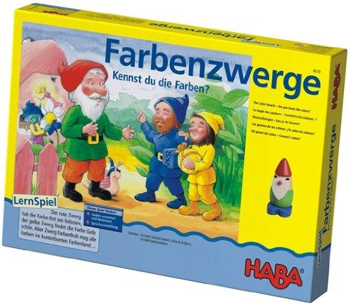 HABA 4519 - Farbenzwerge