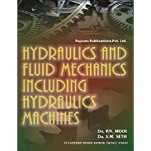 Hydraulics & Fluid Mechanics Including Hydraulics Machines