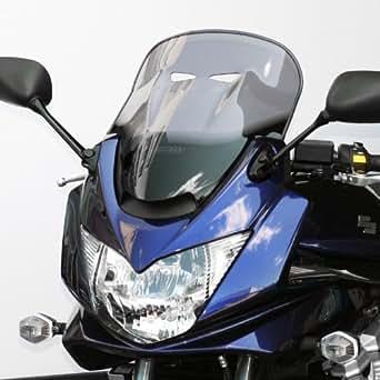 MRA Motorcycle Touring Screen for Suzuki GSF Bandit 650 S 05-08 / 1200 S 2006 / 1250 S 07-14 Smoke