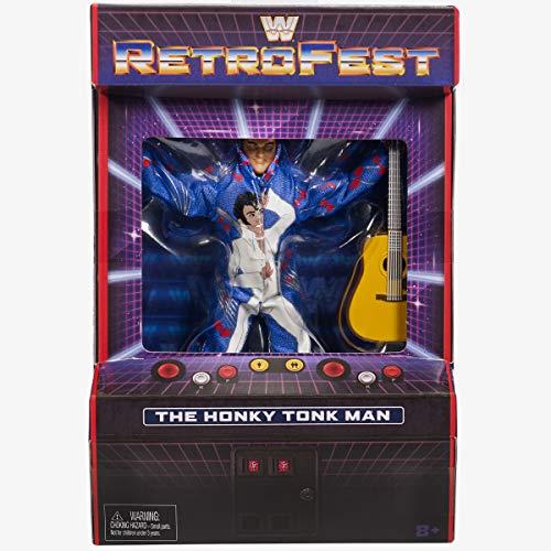 WWE Figur Honky Tonk Man Ringfest Elite Retro Figure 2018 (Mattel Wwe Figuren)