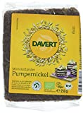 Davert Pumpernickel, 6er Pack (6x 250 g) - Bio