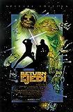 """Empire 210791 – Poster""""Guerre stellari, Il ritorno dello Jedi"""", 70 x 100 cm"""