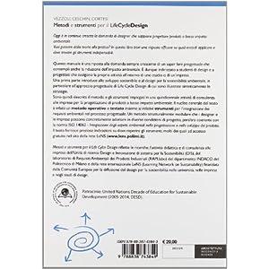 Metodi e Strumenti per il LifeCycleDesign. Come progettare prodotti a basso impatto ambientale