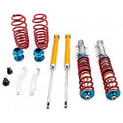 GOWE Coilover Suspension For VW Beetle Golf MK4 SEAT Leon SKODA AUDI A3 1998-05 1.8T 1.9 TDi Strut Kit Shock absorber Coil over