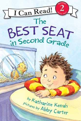 The Best Seat in Second Grade (I Can Read Level 2) (English Edition)