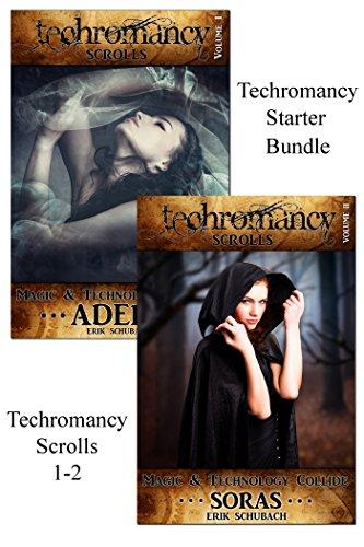 techromancy-scrolls-1-2-starter-bundle-english-edition
