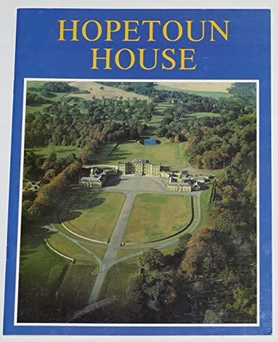 Hopetoun House (Great Houses S.) - Hopetoun House