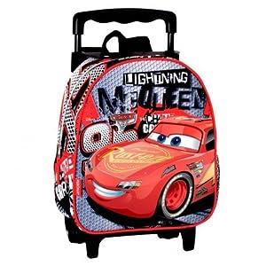 51nSmKKpNxL. SS300  - Cars_54270_Mochila infantil con ruedas
