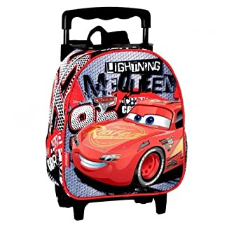 Cars_54270_Mochila infantil con ruedas