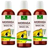 Moringa Oil 300ml - Guaranteed Oleifera Himalaya Wild Growth Quality from Fresh Press