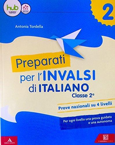 Preparati alle prove INVALSI. Italiano. Per la Scuola elementare: 2