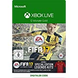 Xbox Live - Gold-Mitgliedschaft 12 Monate mit FIFA 17 Special Edition Legends Kits DLC [Xbox Live Online Code]