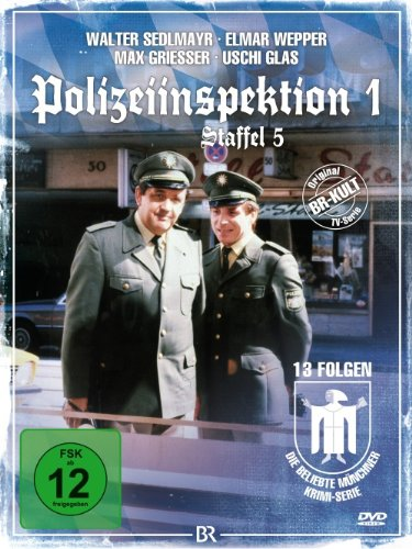 Polizeiinspektion 1 - Staffel 05 [3 DVDs]