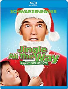 Jingle All the Way [Blu-ray] [1996] [US Import]