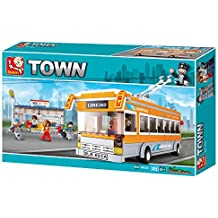 bus lego. Black Bedroom Furniture Sets. Home Design Ideas