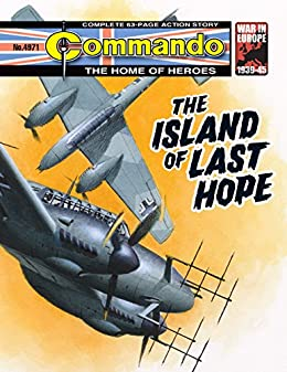Commando 4971 the island of last hope ebook shane filer commando 4971 the island of last hope by filer shane fandeluxe Ebook collections