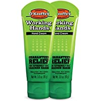 3OZ Working Hands Cream by O'Keeffe's
