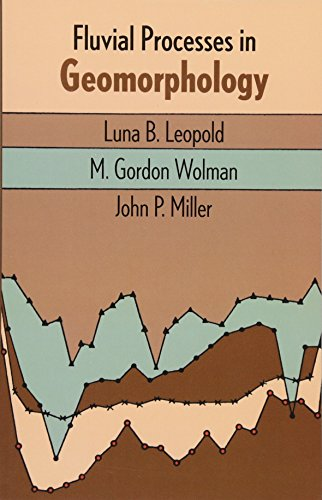Fluvial Processes in Geomorphology (Dover Earth Science)
