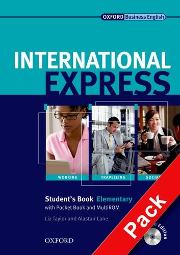 International express. Elementary. Student's pack. Per le Scuole superiori. Con CD Audio. Con CD-ROM