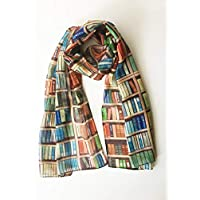 Library scarves, Library book scarves, Literary Gifts UK