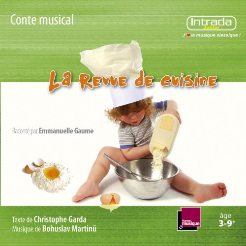 La revue de cuisine by emmanuelle gaume on amazon music for Revue de cuisine