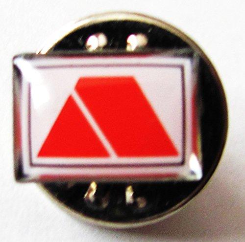 Firmenlogo A - Pin 10 x 8 mm