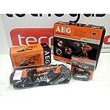 AEG Powertools - Kit AEG BSB 18C LI-402C + AEG BEWS 18-115X + Pro Lithium Ion Akkus L1840R 18V 4,0 Ah - 4935451044