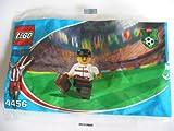 Lego 4456–Figur Arzt im Beutel ohne Öffnen (Förderung von Coca-Cola für die WM 2002)