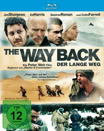 Bild von The Way Back - Der lange Weg (Blu-ray)