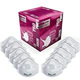 Atemschutzmaske FFP3 (10 STK.) in Profi-Qualität mit unschlagbarer Preis-Leistung | Zuverlässiger Schutz,leichtes Atmen und optimaler Sitz | Einweg Staub-Maske von SOLIDMAXX PRO®