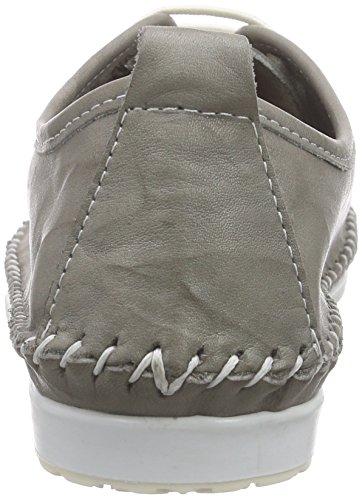 Andrea Conti 0027400, Sneakers basses femme Gris - Grau (grau 031)