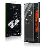 Xperia XZ / XZs Tempered Glas, Panzerglas Glas Displayschutzfolie für Sony Xperia XZ / XZs
