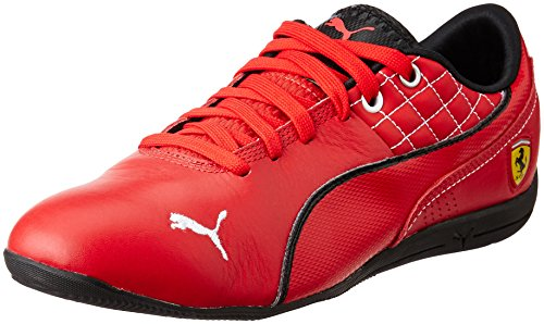 Puma Drift Cat 6 SF Flash, Unisex-Erwachsene Sneakers, Rot (rosso corsa-white 04), 41 EU (7.5 Erwachsene UK) (Ferrari Puma Drift Cat)