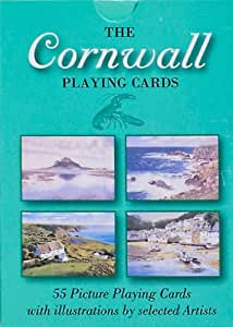 Neil Macleod Prints and Enterprises Ltd Cornwall Playing Cards