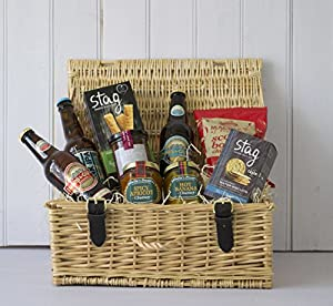 Beer Snack Hamper by Fine Scottish Hampers