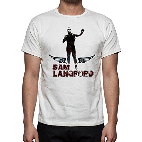 Palalula Men's Boxing Sam Langford Tribute T-Shirt