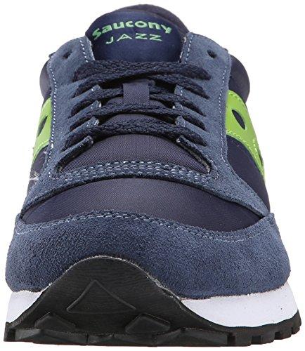 Saucony Saucony Jazz Original Men Herren Sneakers Blau / Grün