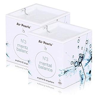 Air Pearls by ipuro N°3 mental balance Duftkapseln 2x11,5g - Raumduft (2er Pack)
