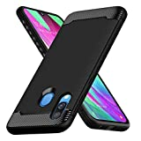 Ferilinso Case for Samsung Galaxy A40, Flexible Shockproof