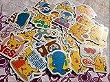 Parque Temático De Disney Mapas De Line Hechos En Casa Cuenta De Bolsillo Decoración De Álbum De Teléfono Móvil Pegatinas 40 Piezas