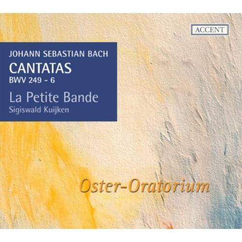 Bleib bei uns, denn es will Abend werden, BWV 6: Aria: Hochgelobter Gottessohn (Alto)