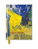Vincent van Gogh - Cafe Terrace 2019: Original Flame Tree Publishing-Pocket Diary [Taschenkalender]