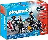 Playmobil Equipo de Las Fuerzas Especiales Juguete geobra Brandstätter 9365
