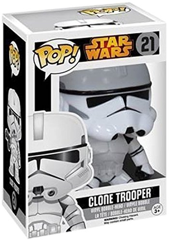 Star Wars - Funko Pop! Clone Trooper 21