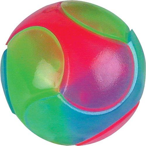 Tobar Spectra Stroboskop-Ball (Ball In Einem Ball Hund Spielzeug)