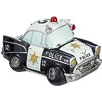 Hochwertige Spardose Polizeiauto, 17x10x9cm, tolle Geschenkidee für einen Polizisten / Polizistin - preisvergleich