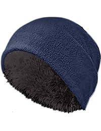 RockJock Unisex Mens Ladies Warm Fleece Hat and Neckwarmer Scarf - Buy Alone OR AS A Set